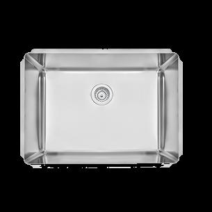 Cubeta professional en acero inoxidable 70x50 cm