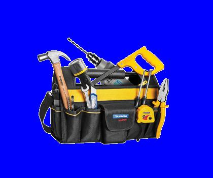 37 Pieces Tool Bag