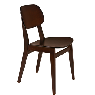 London Chair Without Arms (Tobacco)