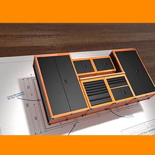 ¡ Crea un proyecto en 3D y visualiza tu taller!